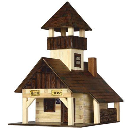 Poza cu Cabană cu turn